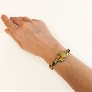 Monet Antique Style Bracelet